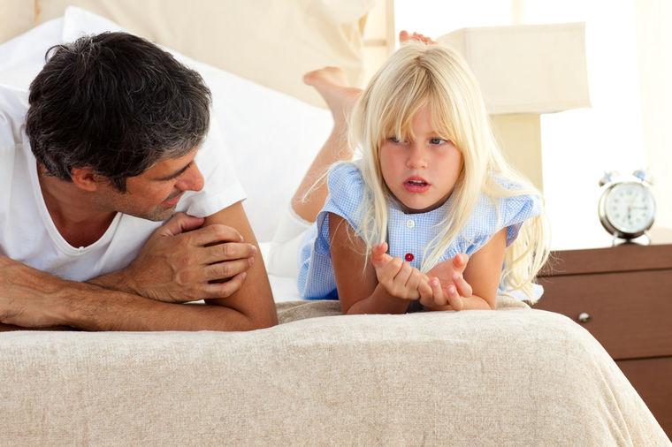 Ćerka se molila Bogu: Kada je tata čuo šta je tražila, oblio ga ledeni znoj!