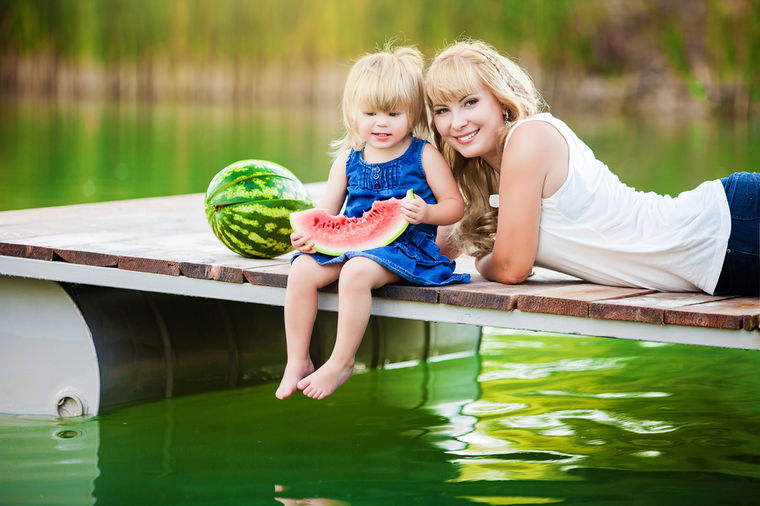 Kraljica slasti: 4 načina da jedete lubenicu!