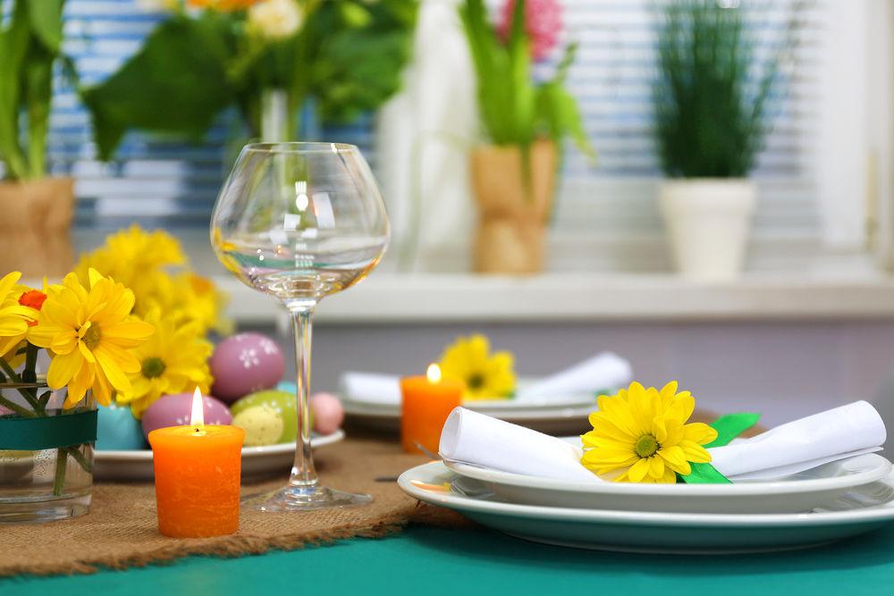 Dekoracija stola, foto: Shutterstock