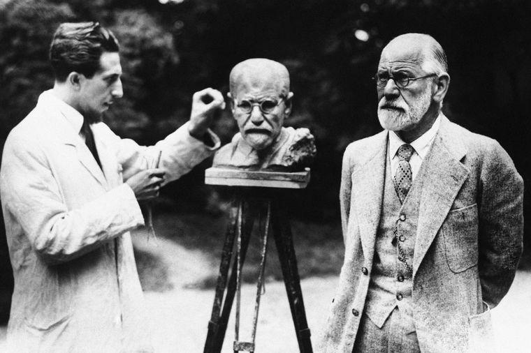 Sigmund Frojd,  otac psihoanalize koji je mnogo uticao na nadrealiste