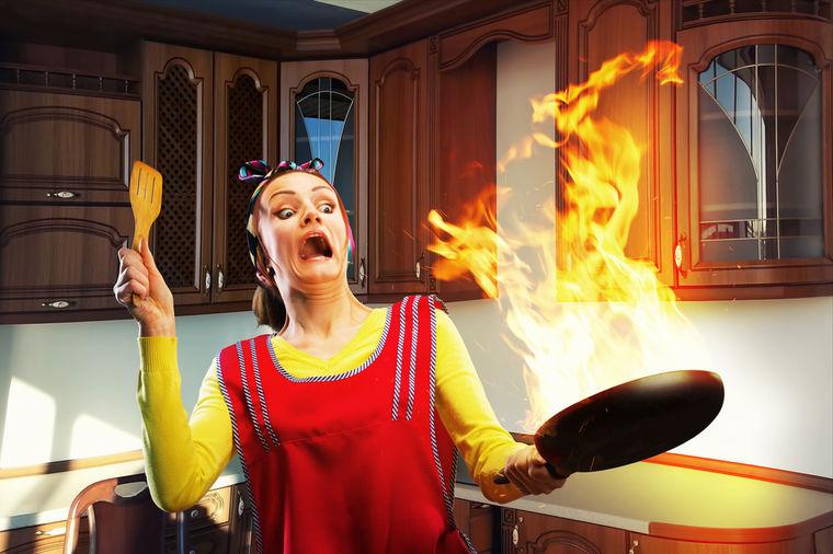 8 saveta za kulinarske katastrofe: Za kuvanje bez panike!