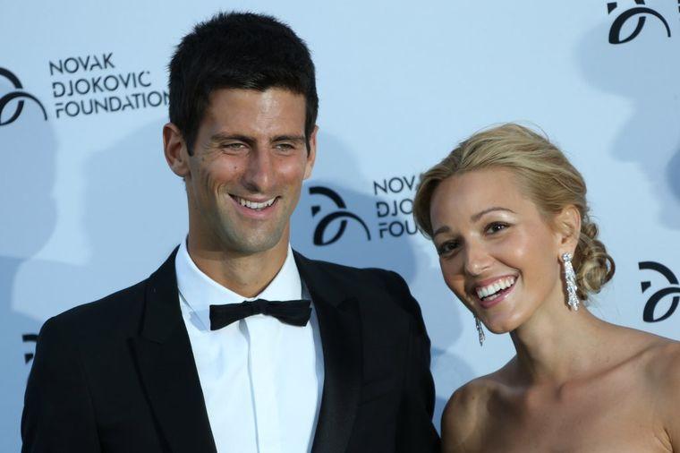 Novak i Jelena Đoković ne žele dadilju: Sami ćemo da brinemo o našem sinu!