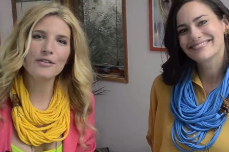 Napravite maramu od majice: Šik modni detalj (VIDEO)