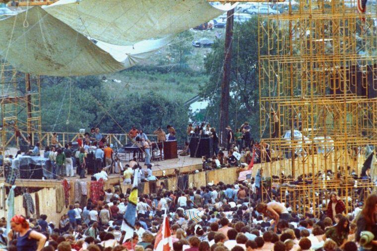 45 godina od prvog Vudstoka: 500.000 ljudi posetilo festival hipi kontrakulture