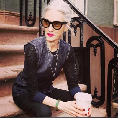 Super žena Linda Rodin: Dala najbolji savet za dostojanstveno starenje sa stilom! (FOTO)