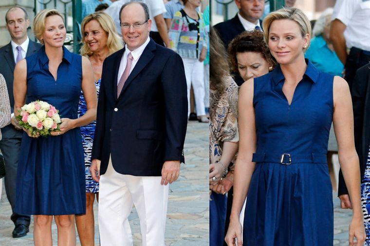 Princeza Šarlin i princ Albert od Monaka na tradicionalnom pikniku! (FOTO)