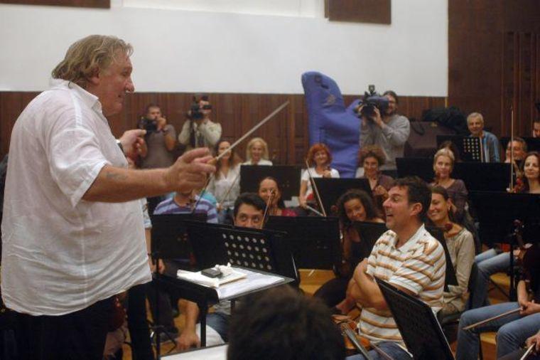 Žerar Depardje u Beogradu: Ovo je zemlja sa velikom kulturom i istorijom!