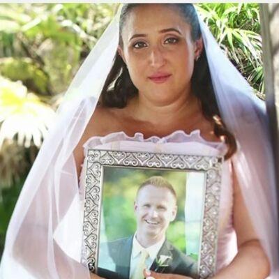 Mlada slomljenog srca: Neverovatne fotografije žene koja je izgubila verenika 52 dana pred venčanje!