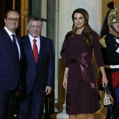 Kreacija dostojna kraljice Ranije: Pariz je bio oduševljen! (FOTO)