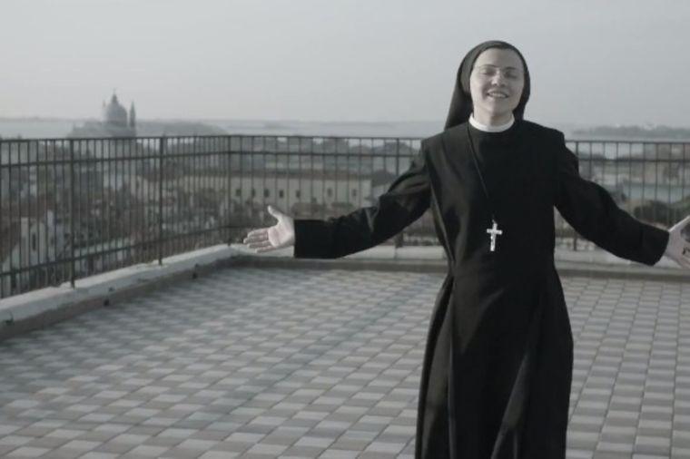 Časna sestra pobednica Glasa Italije snimila singl: Obradila Madoninu pesmu Like a Virgin! (VIDEO)