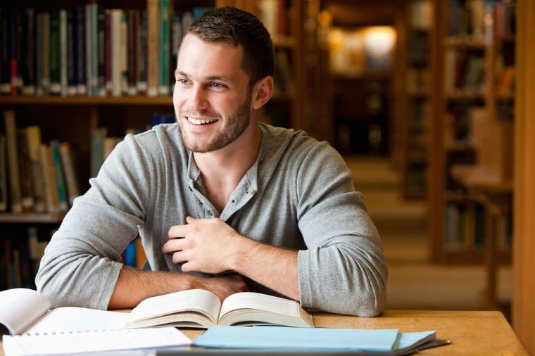 Noć proveo zatočen u knjižari: Sreća ili peh?