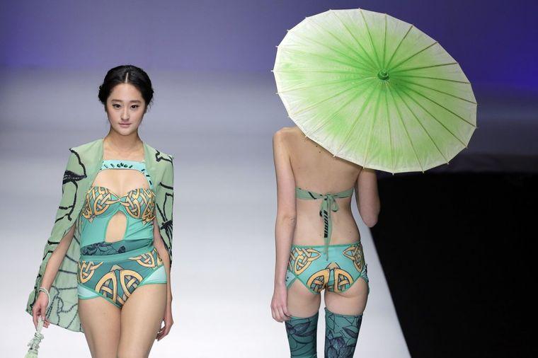 Donji veš za maštovite: Nedelja mode u Pekingu
