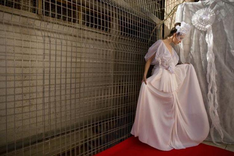 Iza rešetaka: Ženski zatvor u Izrelu postao modna pista (FOTO)