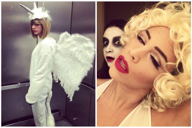 Poznati u kostimima za Noć veštica: Da li biste ih prepoznali? (FOTO)