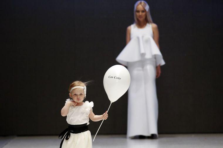 Nedelja mode u Minsku: Spoj tradicije i modernog