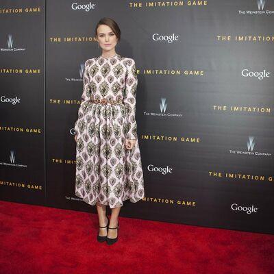 Trudna Kira Najtli: Širokim haljinama krije stomačić! (FOTO)