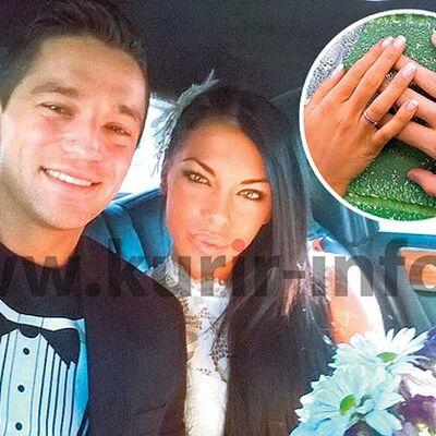 Vlada Stanojević oženio Ana Mariju: Tajno venčanje u Las Vegasu! (FOTO)