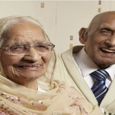 89 godina braka, osmoro dece i 27 unučadi: Karam i Katari imaju skupa 211 godina! (FOTO)