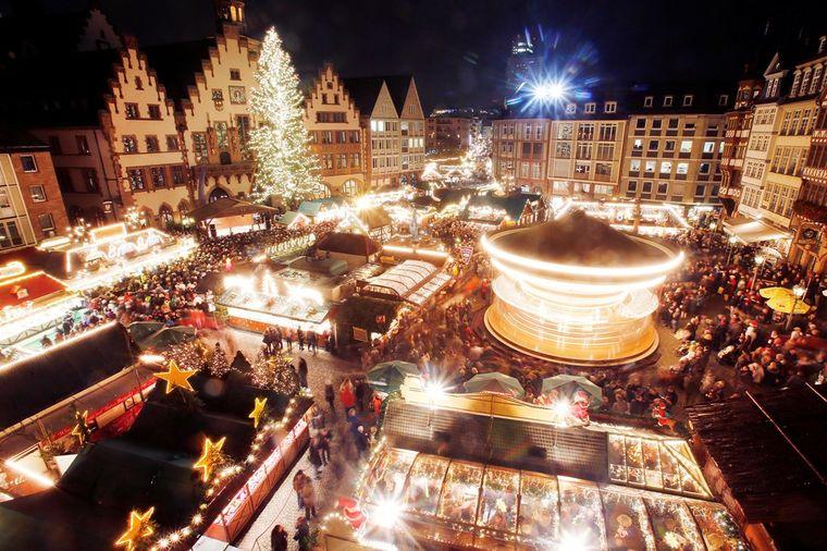 Stižu praznici: Gradovi širom sveta već ukrašeni pred Novu Godinu i Božić