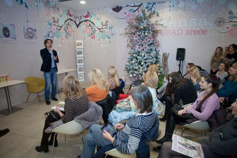 Dođite u Sensa Grad sreće: Opustite se i besplatno zabavite u kreativnim radionicama u SC Ušće