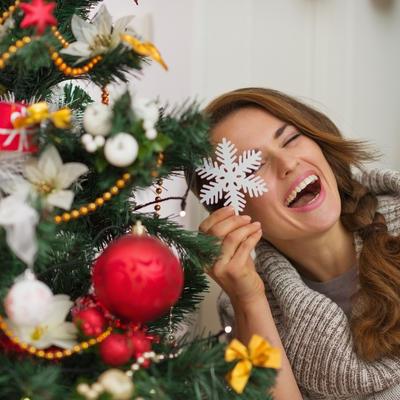 Muž joj je branio da ukrašava kuću: Sada kada se razvela, žena (52) prvi put oseća duh Božića!