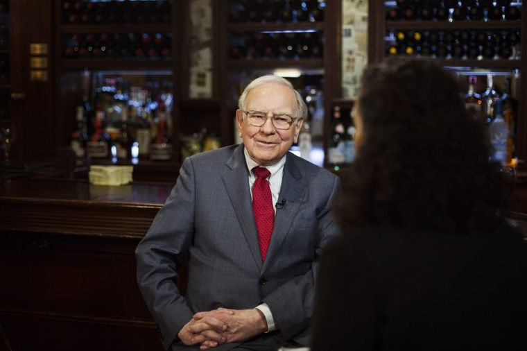 Foto: Reuters / Warren Buffett