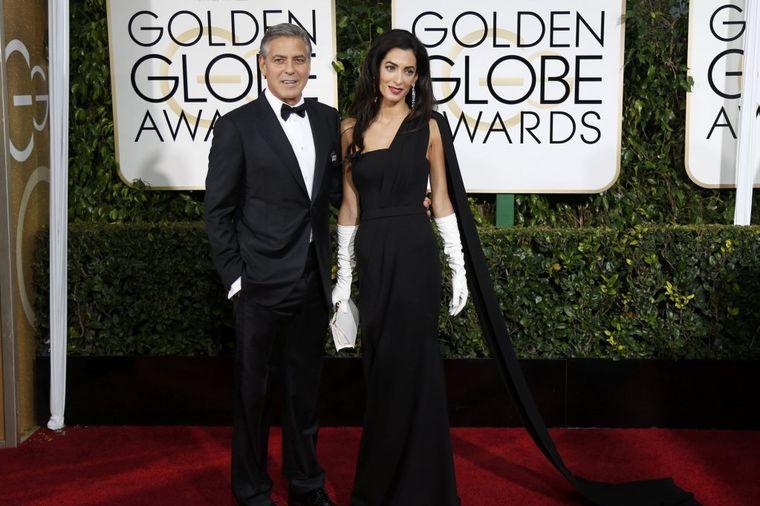 Džordž Kluni na strogoj dijeti: Sme da jede samo ono što mu Amal dozvoli!