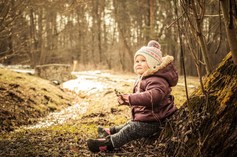 Dete u prirodi