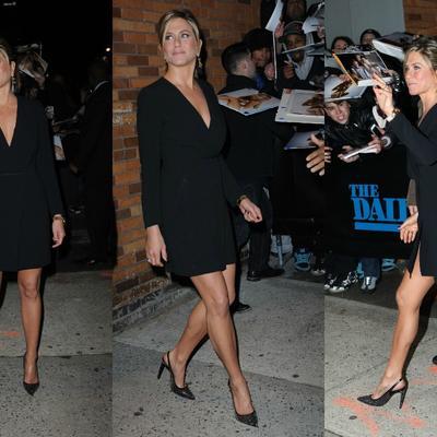 Dženifer Aniston još jednom dokazala da ima najbolje noge u Holivudu! (FOTO)