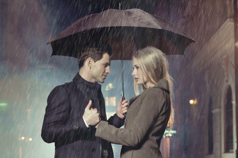 Par na kiši