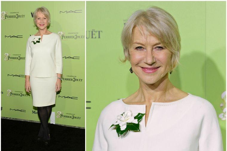 Bolje je biti privlačna nego lepa: Helen Miren ima savet za dame koje izgled nisu menjale godinama!
