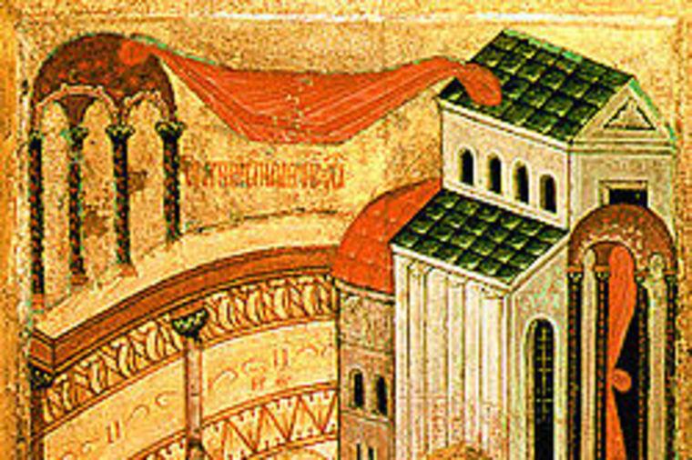 Foto: Wikipedia, Unošenje Isusa Hrista u hram