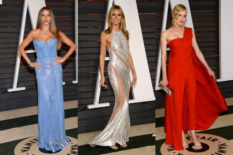 Veniti Fer žurka nakon dodele Oskara: Šta su nosile poznate dame?