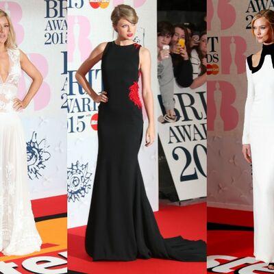 Eli Gulding, Tejlor Svift, Karli Klos: Najelegantnije dame na dodeli Brit nagrada! (FOTO)