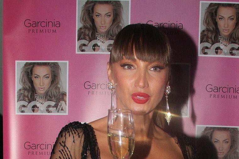 Rođendan Goge Sekulić na plaži Majamija: Kupaći, šampanjac i torta! (FOTO)