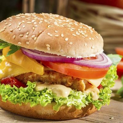 Najukusniji pileći hamburger