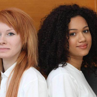 I babica na porođaju ostala bez teksta! Sestre bliznakinje: Jedna bela, druga crna! (FOTO)