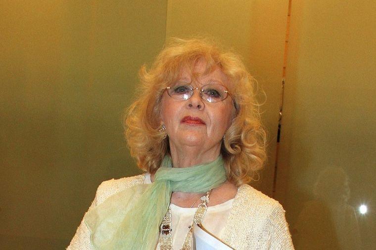 Milena Dravić nakon nezgode na bini: Mnogo mi je bolje zahvaljujući terapijama