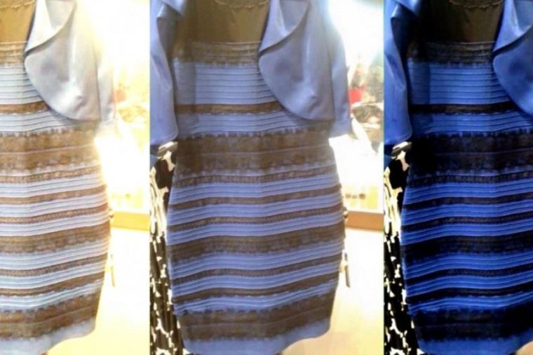 Nema misterije, poruka je jasna: Šta je to zasenilo najčudniju priču o crno-plavoj haljini?