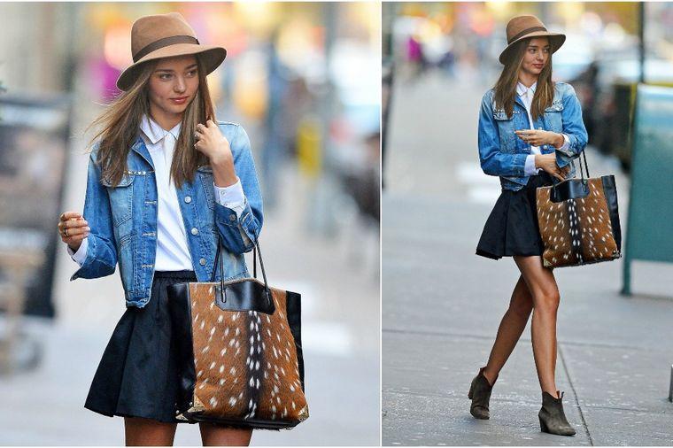 Prolećni šik za sve dame: Nosite teksas jaknu na 7 načina!