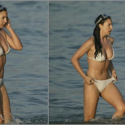 Žena bez mane: Ovako Monika Beluči izgleda u kupaćem kostimu! (FOTO)