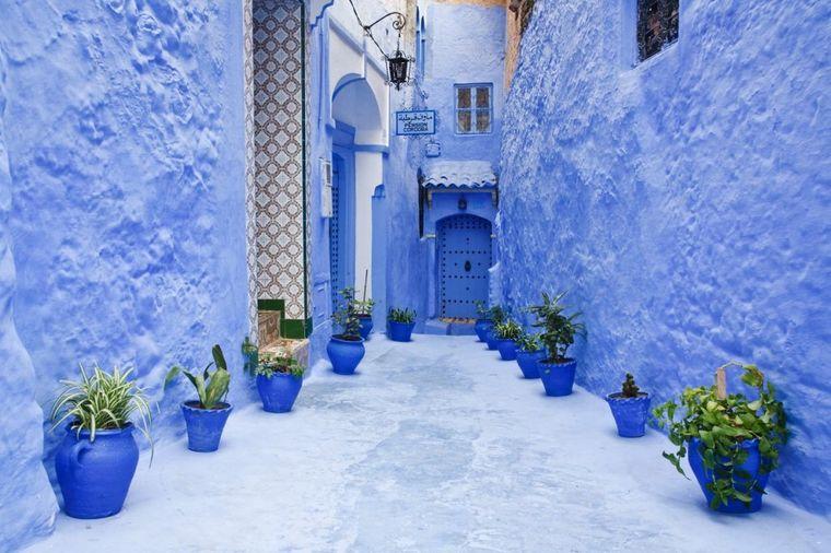 Na granici mašte i realnosti: Plavi raj u srcu Maroka (FOTO)