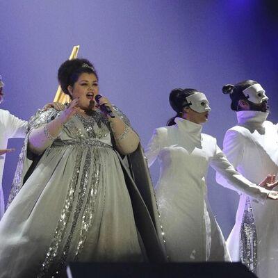 Sjajan nastup Bojane Stamenov: Pevačica glasom oduševila Evopu! (FOTO)