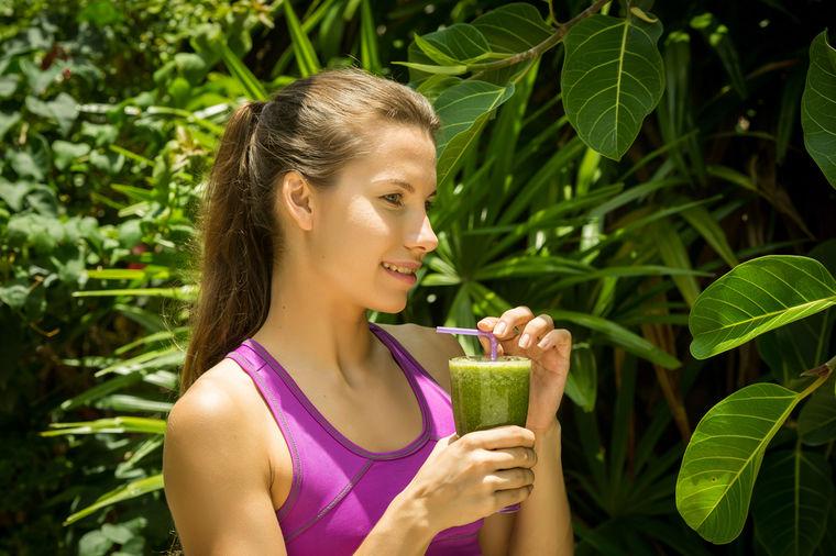 Zeleno piće vraća u život: Novi recept doktora Oza! (FOTO)