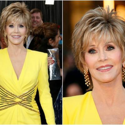 Nije strašilo: Džejn Fonda (77) primer dobrih plastičnih operacija! (FOTO)