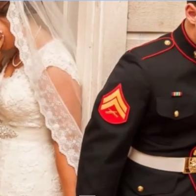 Fotografija sa venčanja obišla ceo svet: Zašto je priča ovog para oduševila milione! (FOTO)