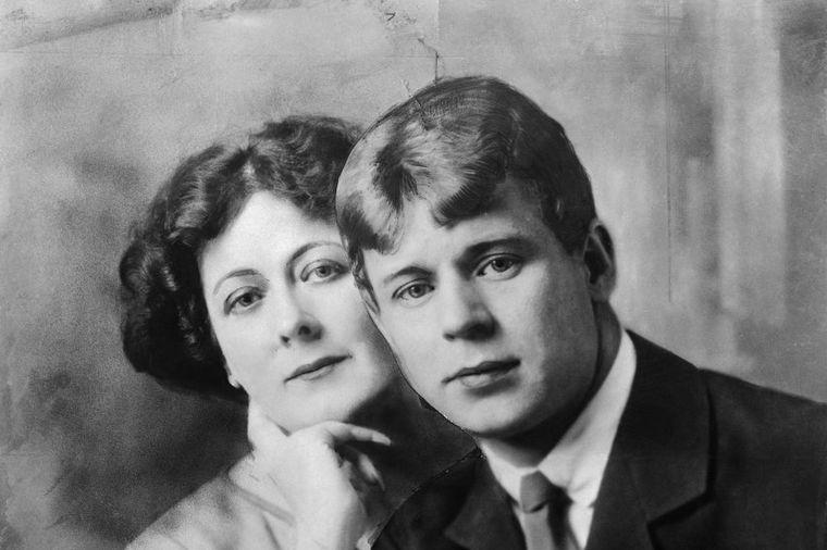 Najtragičnija ljubavna priča Sergeja i Isidore: Nisu mogli ni zajedno, ni jedno bez drugog! (FOTO)