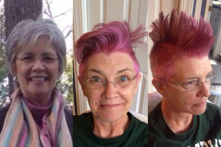 Mama je morala na hemioterapiju: Zamolila je ćerku da joj ispuni jedinu želju! (FOTO)