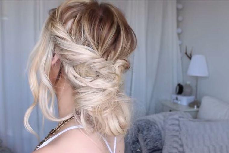 Neuredne frizure, hit ovog leta: 5 top boho varijanti! (FOTO, VIDEO)