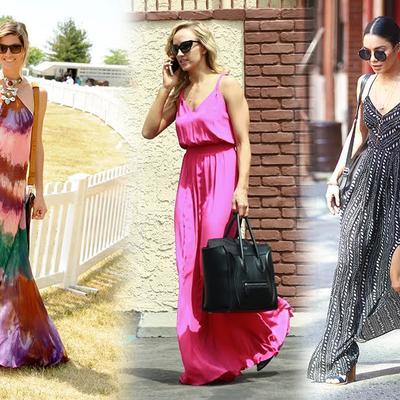 Letnji hit: Maksi haljine, praktične i moderne! (FOTO)